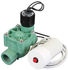 Button Activated in-Line Sprinkler Valve - Modified for PVC Creations That Need to be Opened on Command - Includes Over of Wire Water Rocket, Sugar Rocket, Pvc Projects, Projects To Try, Sprinkler Valve, Air Cannon, Electronics For You, Water Solutions, Steampunk Accessories