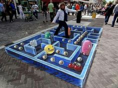 Coolest 3D art ever!