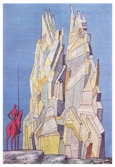Dino Buzzati, Gli apriranno, c. 1958