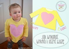 Bluzowy tutorial czyli jak stworzyć wykrój i uszyć sobie bluzę! | Kreatywna Mama czyli DIY po babsku