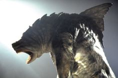 Monster Gallery: Peter Benchley's Creature Alien Creatures, Fantasy Creatures, Creature Feature, Creature Design, Dark Fantasy, Fantasy Art, Practical Effects, Comic Villains, Legends And Myths