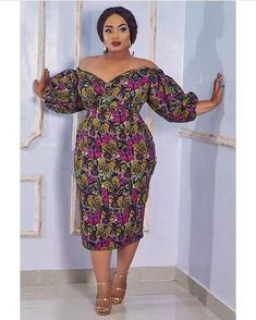 The best collection of latest and most Beautiful Ankara Skirt Styles For Chubby Ladies. These plus size ankara skirt styles were particularly selcted to make every plus size and thick lady glow in ankara skirt styles and designs Ankara Styles For Women, Beautiful Ankara Styles, Ankara Dress Styles, Ankara Gowns, Latest Ankara Styles, African Print Dresses, African Dress, African Prints, African Wear