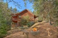 Heaven S Hideaway 47 Maples Ridge Vacation Rentals Cabin In