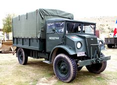 The Canadian Military Pattern (CMP) truck