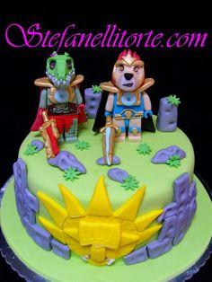 lego chima cake | Flickr - Photo Sharing!