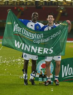 IN PICTURES: Blackburn Rovers fans remember Worthington Cup final victory - 14 years on. (From Lancashire Telegraph) Retro Football, Football Team, Blackburn Rovers Fc, Fifa, Victorious, Sports, Pictures, Hs Sports, Photos