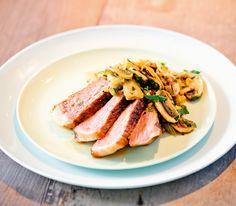 Diese Pilze sind ein Hit. Deshalb passen sie nicht nur zu Fleisch, sondern auch als Vorspeise zu Salat oder als Beilage zu Crostini.