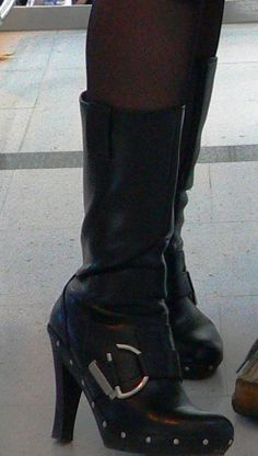 Boots... can't get enough of them