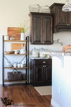 Spring Home Tour by The Wood Grain Cottage
