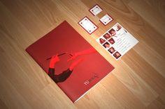 TUMAGO agency by Laura Claramonte, via Behance