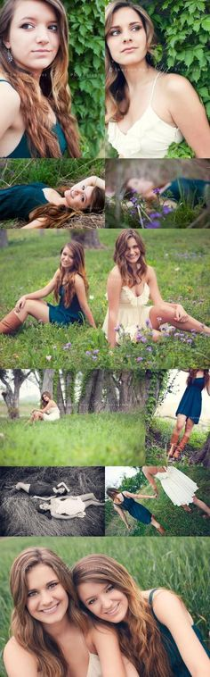 Shannon Hunt Photography- me and my best friend- so going to do this for a BFF photo shoot