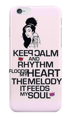 """""""Keep Calm Theory- AMY SONG"""" iPhone Cases by Alchimia   Redbubble"""