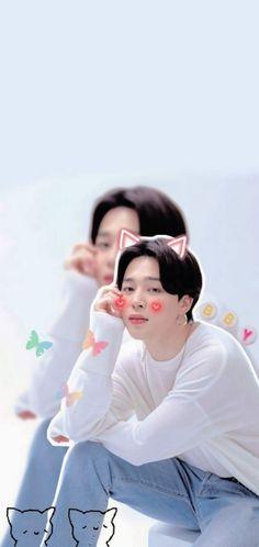 Bts Boyfriend, Bts Army Bomb, Bts Cute, Love Park, Haikyuu Kageyama, Jimin Fanart, Jimin Wallpaper, Bts Members, Bts Lockscreen