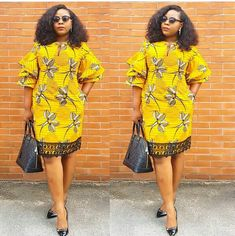 The complete pictures of latest ankara short gown styles of 2018 you've been searching for. These short ankara gown styles of 2018 are beautiful African Fashion Ankara, Latest African Fashion Dresses, African Print Fashion, Africa Fashion, Short African Dresses, Ankara Short Gown, African Print Dresses, Ankara Stil, African Print Dress Designs
