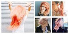 collage melocoton pelo