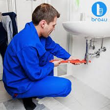 Look out for the best plumbing services in Hyderabad, Bro4u offers the best #plumbing services without leaving your place. Book a #plumber through user-friendly app.