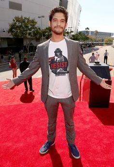 Cute Tyler Posey, from Teen Wolf: 2012 MTV VMAs