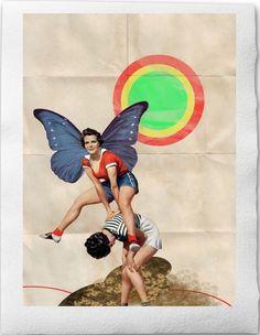 {Sabrina Tibourtine} Collage / Digital Art / Mixed Media