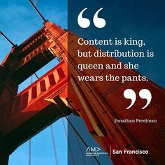 Reposting @amasanfrancisco: You can't have one without the other. ⠀ .⠀ ⠀⠀ .⠀ ⠀⠀ .⠀ ⠀⠀ #marketingtip #marketingtips #amasf #marketing #marketingmanager #marketingstrategy #marketing101 #contentmarketing #socialmediatips #sanfrancisco #bayarea #bayareamarketing #advertising #branding #sf #foodforthought #socialmedia #socialmediamarketing #emailmarketing #displayadvertising #contentisking #distributionisqueen #marketingquote