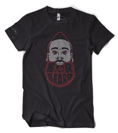 Freshly Dipped: Purehoop 'Fear the Beard' Tee