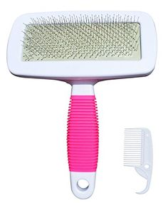 Itplus Pet Slicker Brush For Dog Cats Grooming Long Short Hair Shedding Comb Tools *** Check out this great product.