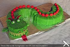 Fantakuchen - Schlange, ein sehr leckeres Rezept aus der Kategorie Kuchen. Bewertungen: 51. Durchschnitt: Ø 4,4.