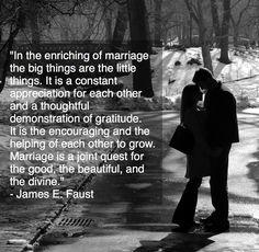 Marriage... Love it!