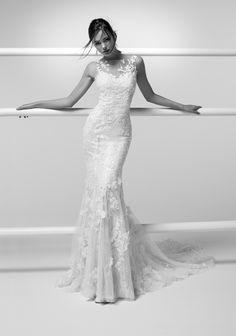 Fashion bride 2019 - Collection ALESSANDRARINAUDO. AGATA 014ARAB19612. Wedding Dress Nicole.