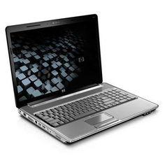 My laptop - I love the HP Pavillion DV7