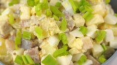 Предлагаю вам замечательный рецепт невероятно вкусного блюда: самая обалденная закуска с селедкой...