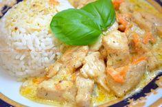 Куриное филе в сметанно-горчичном соусе. | Школа вкуса - вкусные кулинарные рецепты