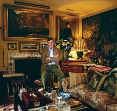 "appreciatingthis:  ""(via More English/British Interiors)  """