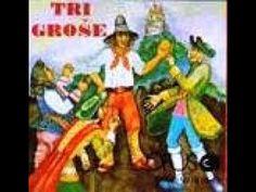 TRI GROŠE - ľudová rozprávka (1981) - YouTube Ronald Mcdonald, Baseball Cards, Youtube, Fictional Characters, Audio, Art, Craft Art, Kunst, Gcse Art