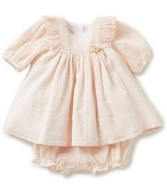 Shop for Laura Ashley London Baby Girls Newborn-24 Months Ruffle-Sleeve Dress at Dillards.com. Visit Dillards.com to find clothing, accessories, shoes, cosmetics & more. The Style of Your Life.