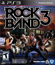 Rock Band 3 - Game Only for PlayStation 3 | GameStop is where you can get rock band 3 for ps3.