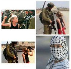 The fierce Lion Of Palestine.