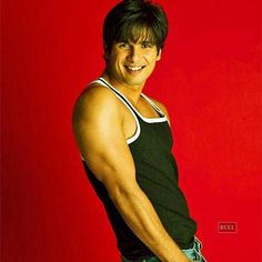 50 Handsome Hunks:100 years of Indian Cinema.  29 Shahid Kapoor: From being a background dancer to carrying a movie on his muscled shoulders, actor Shahid Kapoor has come a long way in the industry!