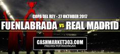 BNI303 – Prediksi Fuenlabrada vs Real Madrid 27 Oktober 2017 Judi Bola. Pertandingan Piala Raja atau yang juga yang disebut dengan Copa del Rey telah memasuki babak 1/16 (satu per enam belas). Pertandingan kali ini akan mempertemukan Fuenlabrada dengan El Real yang mendapatkan ke-istimewa-an melewatkan 3 kali babak pertandingan. Meski demikian, Real Madrid sendiri juga mengikuti ajang La Liga dan Champions.  Menurut Situs Taruhan Bola – CashMarket303, (KLIK untuk info lebih lanjut)