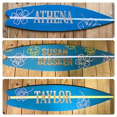 Surfboards Surfboard sign surfboard decor custom by PeavyPieces