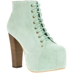 Jeffrey Campbell 'lita' Bootie found on Polyvore
