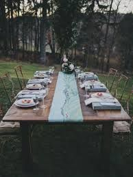 Image result for picnic tables for wedding reception