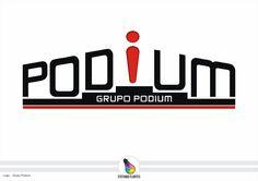 Projeto Logo -  Grupo Podium