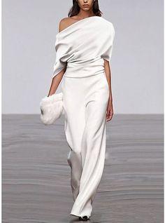 50 Fashion, Look Fashion, Autumn Fashion, Womens Fashion, White Fashion, European Fashion, Gothic Fashion, Dress Fashion, Latest Fashion