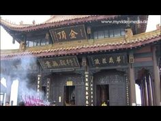Mount Emei - Emei Shan is one of the 4 sacred mountains in China. #video published by http://www.myvideomedia.com #travel #china