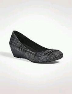 69e01b3585 Dress Barn flats! Love! Rockabilly Fashion