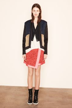 Kayley Chabot for Elizabeth and James Pre-Fall 2013