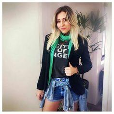 Look do dia Fabi Ramos ✨ #deumcliquenoseulook . . . #lookdodia #cliquefashionoficial #instamoda #instafashion #instalook #modasorocaba #moda #fashion #jeans #lookofday #lookoftheday #fabiramosmoda