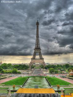 Eiffel tower!  Paris,France