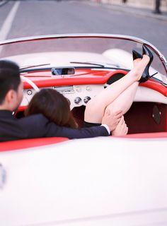 A Romantic Wedding Anniversary in Paris via Cicilux