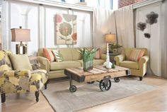 Family Circle Cup VIP Suites | Zimmerman Interiors